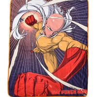 One Punch Man Throw