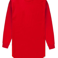 Gladiator Under Armour L/S Tee - Red