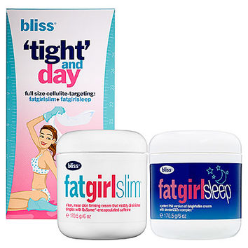 Bliss 'Tight' And Day Full Size Cellulite-Targeting Set