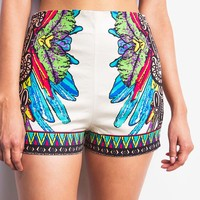 Feather+Totem+Shorts