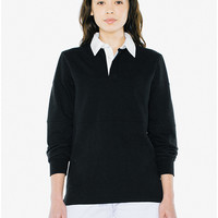 Unisex Thick Knit Rugby Team Shirt | American Apparel
