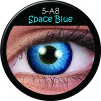 ColourVue Space Blue Coloured Contacts