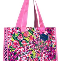 Lilly Pulitzer Market Bag - Pink