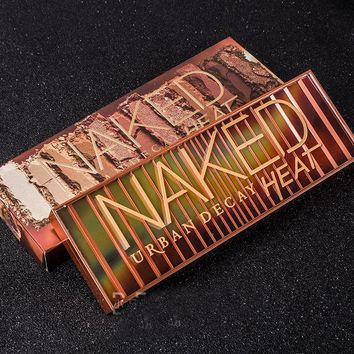 NAKED URBANDECAY/UD Naked Heat Eye shadow naked Eyeshadow Palette