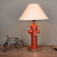 Country Style Strong Character Home Lamp [6282979718]