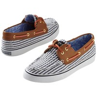 Bahama Striped Boat Shoes by Sperry®