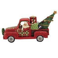 Jim Shore Country Roads Lead To Christmas Country Living - 6007443