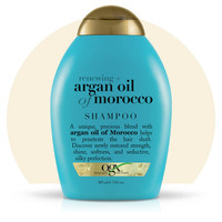 Have you tried argan oil of morocco shampoo?