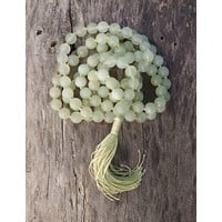 High-Energy New Jade Mala