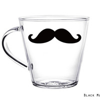 Mustache Glass for Her [181]