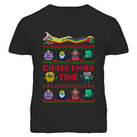 Unisex Funny Adventure Time T-Shirt