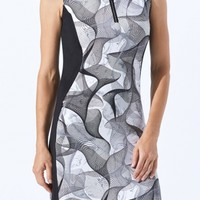 """Tail Ladies Clermont 36.5"""" Sleeveless Print Golf Dress - Lineage"""