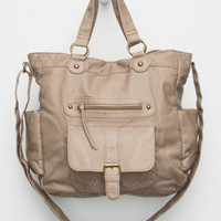 T-SHIRT & JEANS Everly Tote Bag   Tote Bags