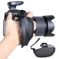 Camera Wrist Strap Leather Hand Grip For Canon EOS Nikon Sony Olympus SLR/DSLR K D_L = 1713193796