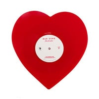 Heartbreaker, Exclusive Die Cut 7 Inch Vinyl from Bad Suns