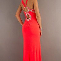 Sleeveless Prom Gown by Hailey Logan