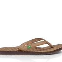 Sanuk® Spritzer Leather for Women | The Official Site
