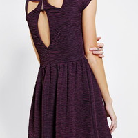 Kimchi Blue Sparkle Motion Fit & Flare Dress - Urban Outfitters