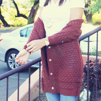 Rusted Canyon Sweater