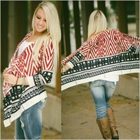 Keeping It Cozy Cardi - Piace Boutique