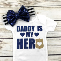 {Daddy is My Hero- Police}