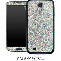 Colorful Dotted Skin for the Samsung Galaxy S4, S3, S2, Galaxy Note 1 or 2
