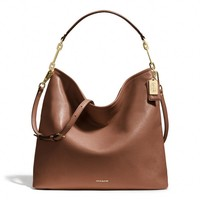 MADISON HOBO IN LEATHER