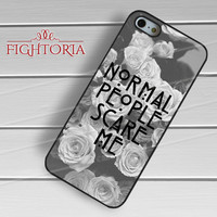 normal people black n white roses-11n for iPhone 4/4S/5/5S/5C/6/ 6+,samsung S3/S4/S5,S6 Regular,S6 edge,samsung note 3/4
