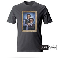 step brother poster dark grey T shirt size XS - 5XL