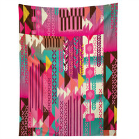 Mary Beth Freet Navajo Party Tapestry