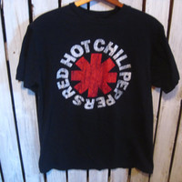 Red Hot Chili Peppers T-Shirt, Size Large