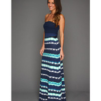 Hurley Featherweights Mixer Maxi Dress (Juniors) - Zappos.com Free Shipping BOTH Ways