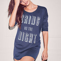 The Angel Long Sleeve Sleep Tee by Victoria's Secret - Victoria's Secret