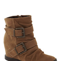 ModCloth Urban Cookie Cafe Bootie