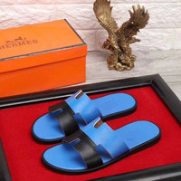 Hermes slippers men 38-44
