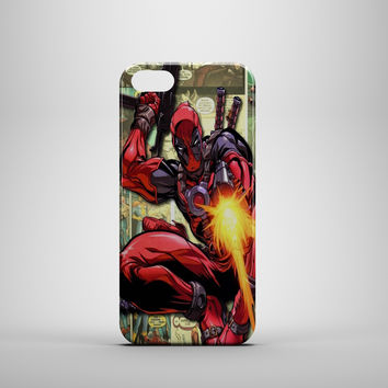 Deadpool Splatter Custom Case for iPhone 6 6 Plus iPhone 5 5s 5c GalaxyS 3 4 & 5 6 and Note 3 4 5
