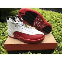 Air Jordan 12 Aj 12 Retro Men Basketball Shoes