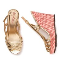 Sophie Strappy Wedge - Lilly Pulitzer