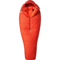 Mountain Hardwear Hyperlamina Torch Sleeping Bag: 0 Degree Synthetic Flame,