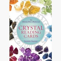 Crystal Reading Cards Deck & Book