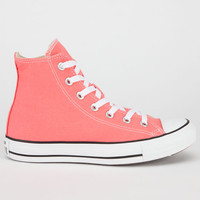 Converse Chuck Taylor All Star Hi Womens Shoes Carnival Pink  In Sizes