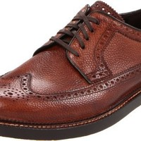 Cole Haan Men`s Jayhawker Wing Oxford,Dark Brown Grain,9 M US