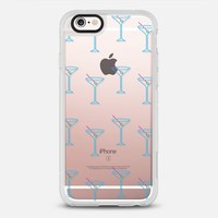 Neon Martini Pattern iPhone 6s case by Kanika Mathur | Casetify