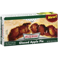 Krispy Kreme Glazed Pies - 4 Individually Boxed Single Serving Pies (appple)