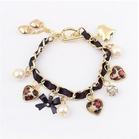 New Arrival Hot Sale Awesome Great Deal Shiny Gift Korean Stylish Butterfly Pearls Bracelet [6044198657]
