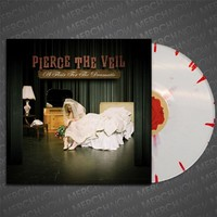 A Flair For The Dramatic White W/ Red Splatter LP : MerchNOW