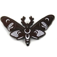 The 2017 Official SubOctave 'Luna Moth' Pin