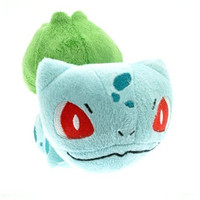 "Pokemon Bulbasaur 6"" Plush Doll"