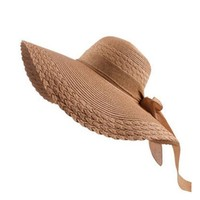 Large Brim Floppy Beach Sun Hat