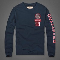 Trendsetter Hollister Women Men Fashion Casual Top Sweater